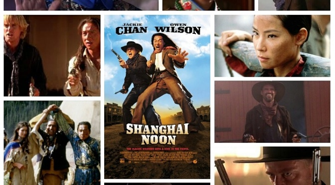Shanghai Noon: A Review by Nate Hill