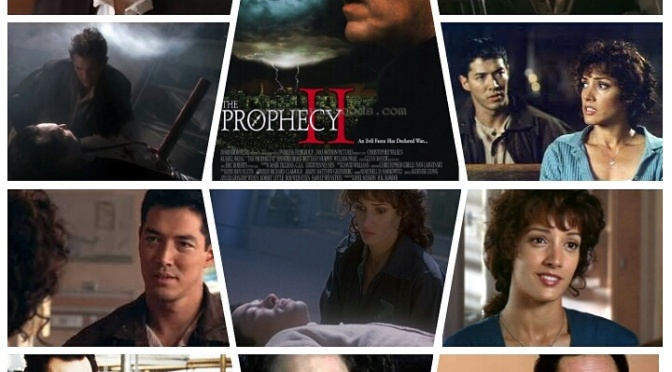 B Movie Glory with Nate: The Prophecy II