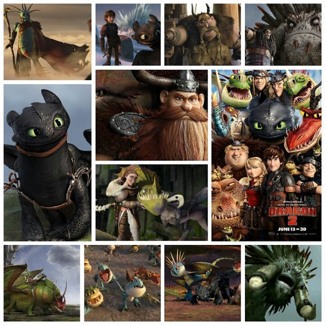 How To Train Your Dragon 2: A Review by Nate Hill