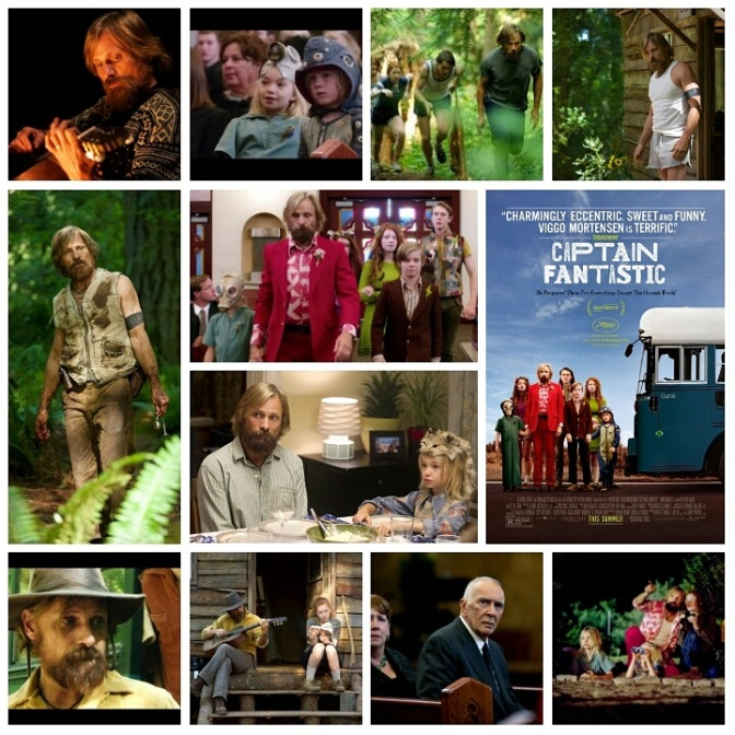 Captain Fantastic: A Review by Nate Hill