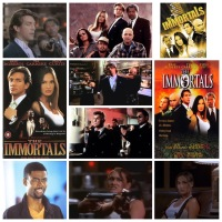 B Movie Glory With Nate: The Immortals