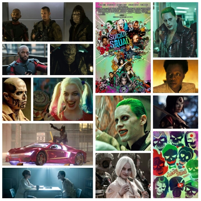 Suicide Squad: A Review by Nate Hill