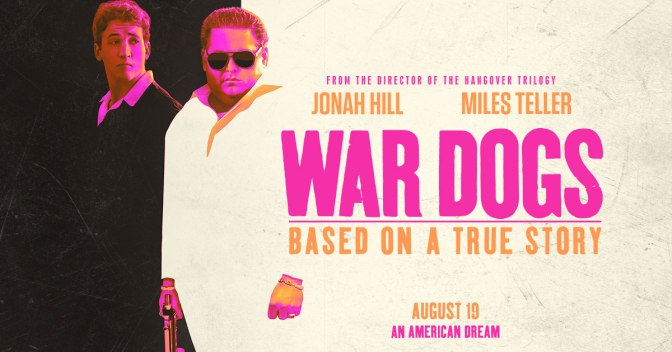 Todd Phillips and Lawrence Sher on WAR DOGS