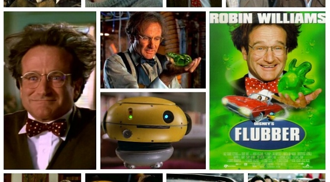 Disney's Flubber: A Review by Nate Hill