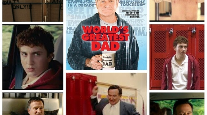 Bobcat Goldthwait's World's Greatest Dad: A Review by Nate Hill