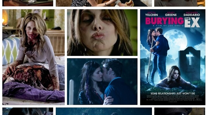 Joe Dante's Burying The Ex: A Review by Nate Hill