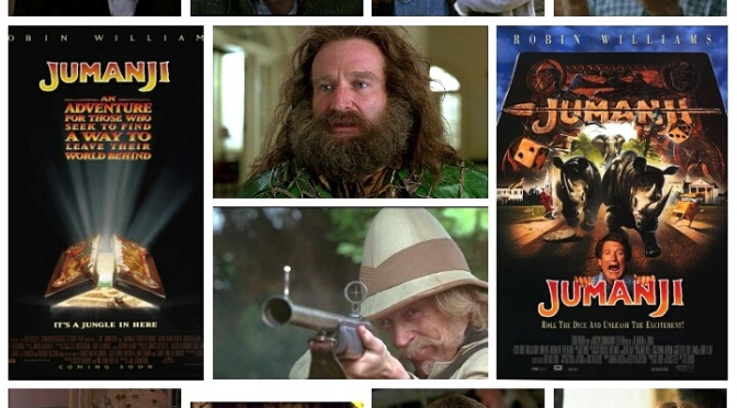 Jumanji: A Review by Nate Hill