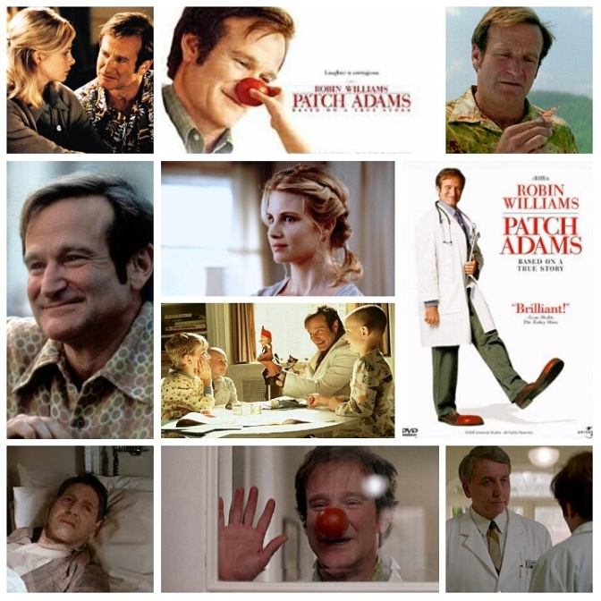 Patch Adams: A Review by Nate Hill