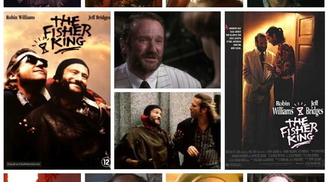 Terry Gilliam's The Fisher King: A Review by Nate Hill