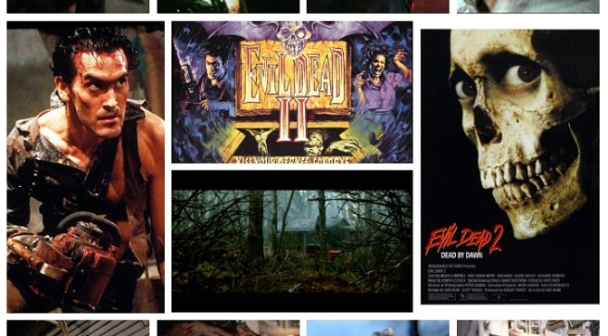 Sam Raimi's Evil Dead 2: A Review by Nate Hill