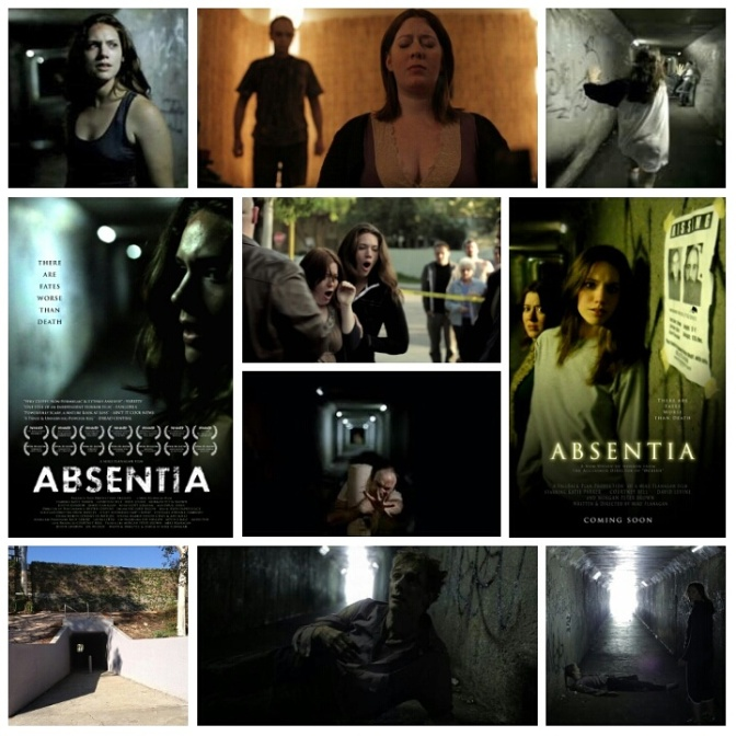 Absentia: A Review by Nate Hill