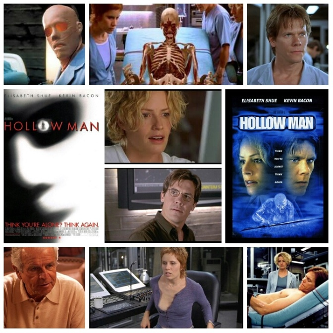 Paul Verhoeven's Hollow Man: A Review by Nate Hill
