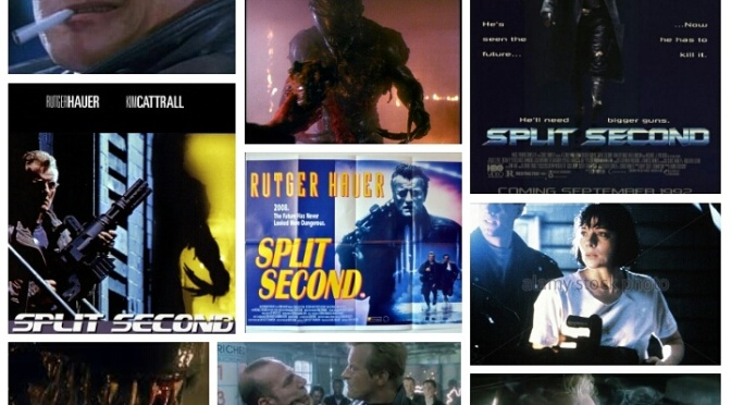 B Movie Glory with Nate: Split Second