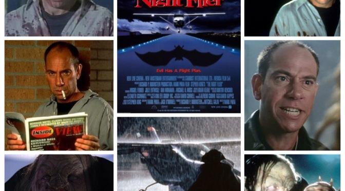 Stephen King's The Night Flier: A Review by Nate Hill