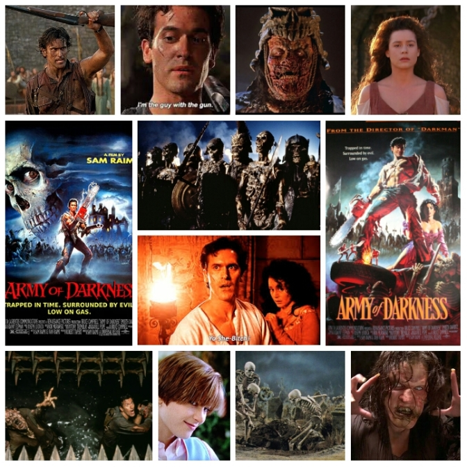 Sam Raimi's Army Of Darkness: A Review by Nate Hill