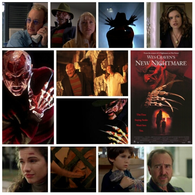 Wes Craven's New Nightmare: A Review by Nate Hill