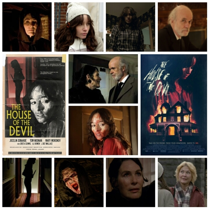 Ti West's House Of The Devil: A Review by Nate Hill