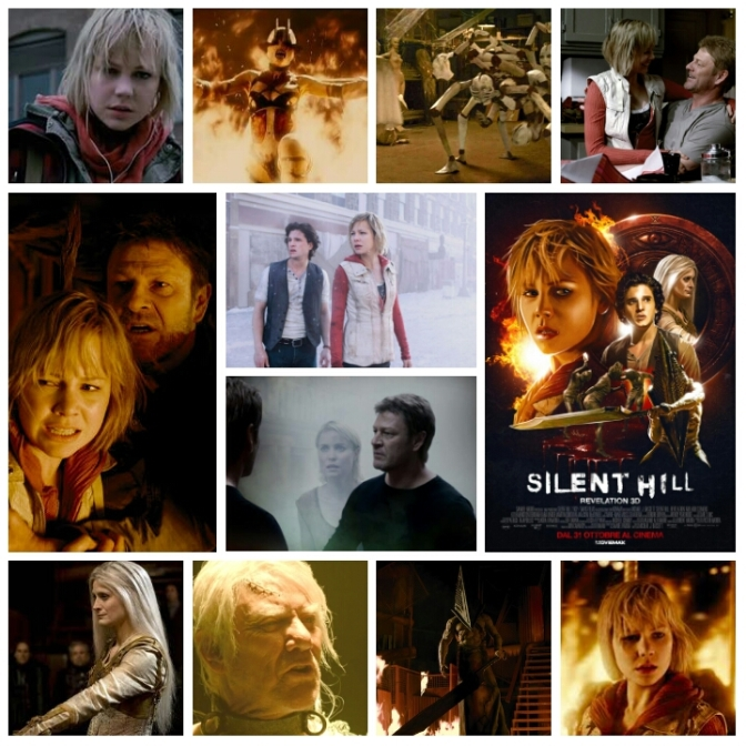 Silent Hill: Revelation- A Review by Nate Hill