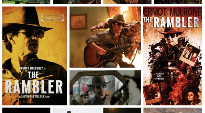 Calvin Reeder's The Rambler: A Review by Nate Hill