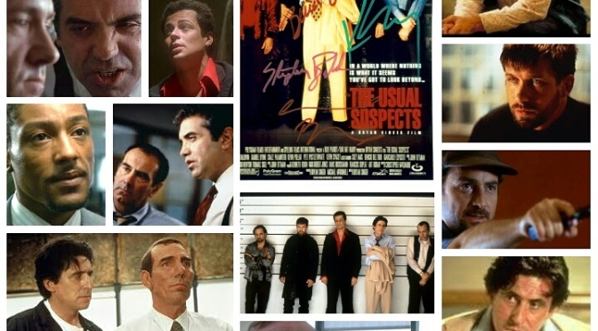 The Usual Suspects: A Review by Nate Hill