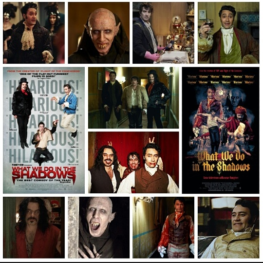 Taika Watiti's What We Do In The Shadows: A Review by Nate Hill