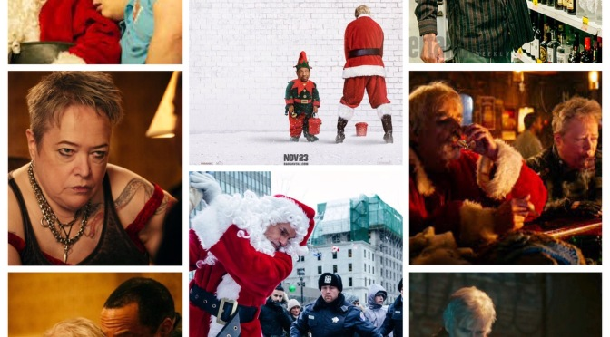 Bad Santa 2: A Review by Nate Hill