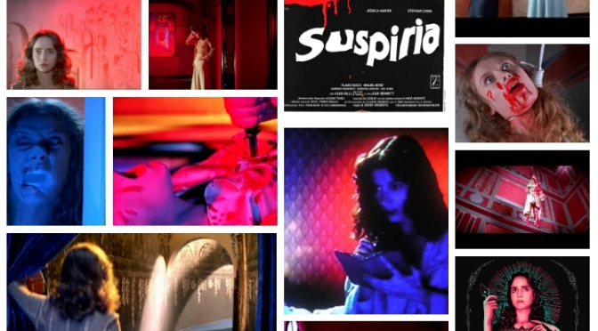 Dario Argento's Suspiria: A Review by Nate Hill
