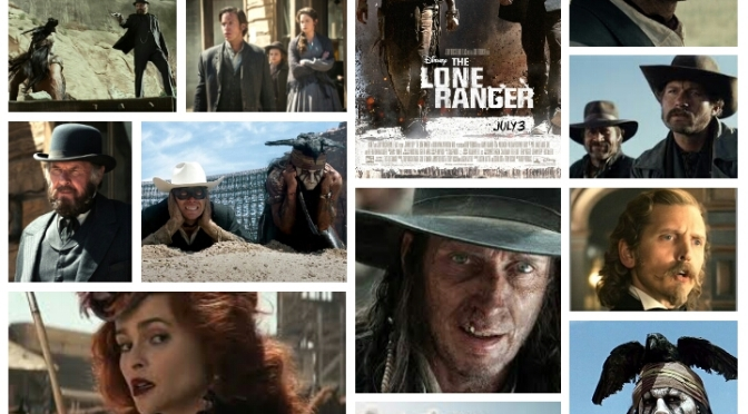 Gore Verbinski's The Lone Ranger: A Review by Nate Hill