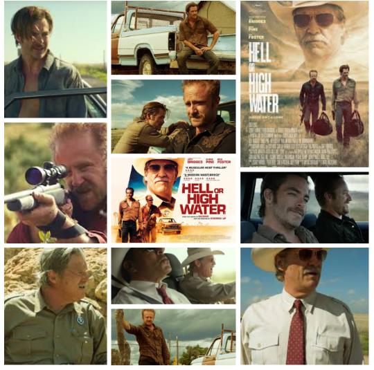 Hell Or Highwater: A Review by Nate Hill