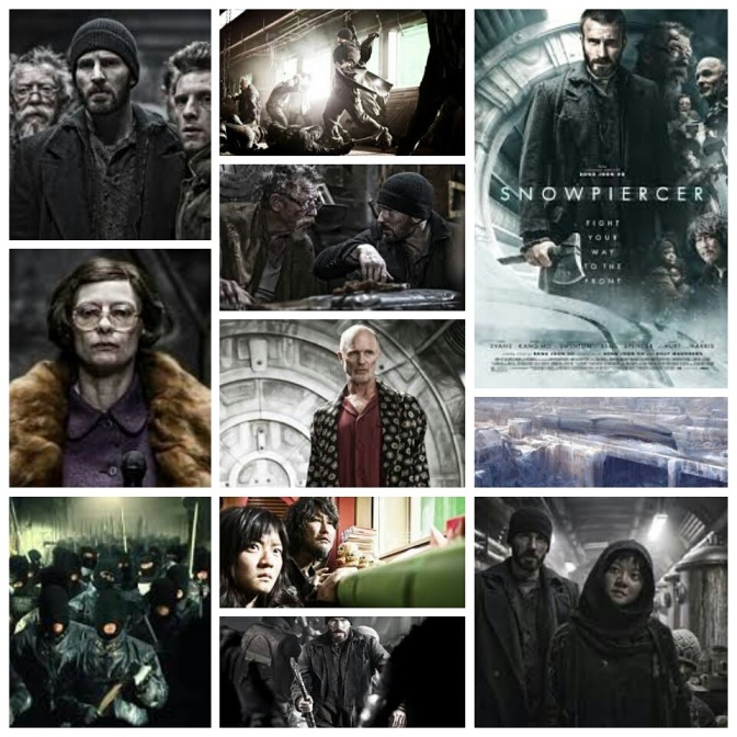 Bong Joon Ho's Snowpiercer: A Review by Nate Hill