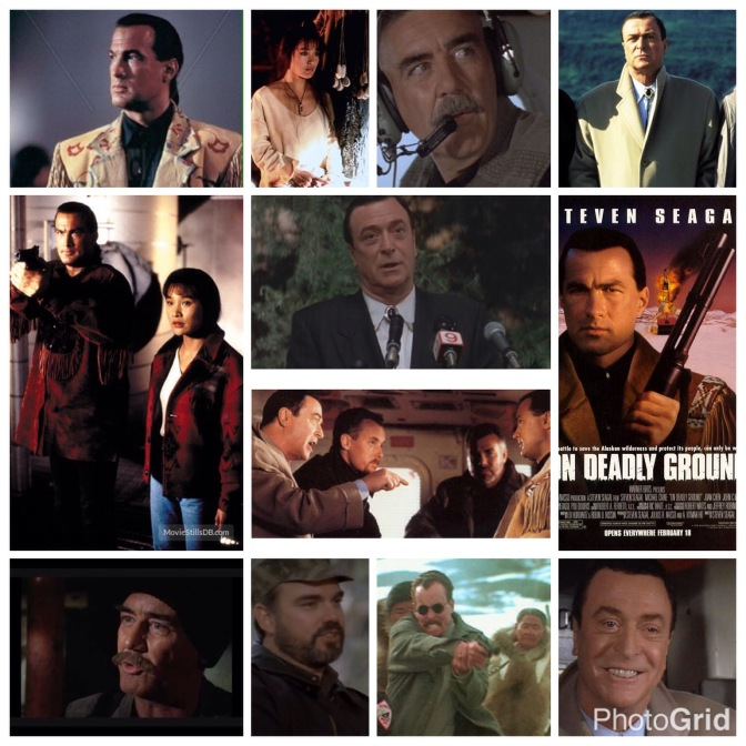 On Deadly Ground: A Review by Nate Hill
