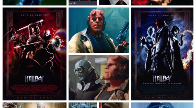 Guillermo Del Toro's Hellboy: A Review by Nate Hill