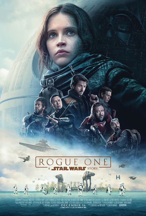 Rogue One: A Star Wars Story by Ben Cahlamer