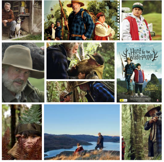 Taika Waititi's Hunt For The Wilderpeople: A Review by Nate Hill