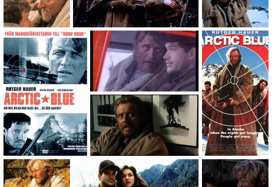 B Movie Glory with Nate: Arctic Blue