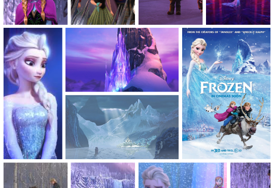 Disney's Frozen: A Review by Nate Hill