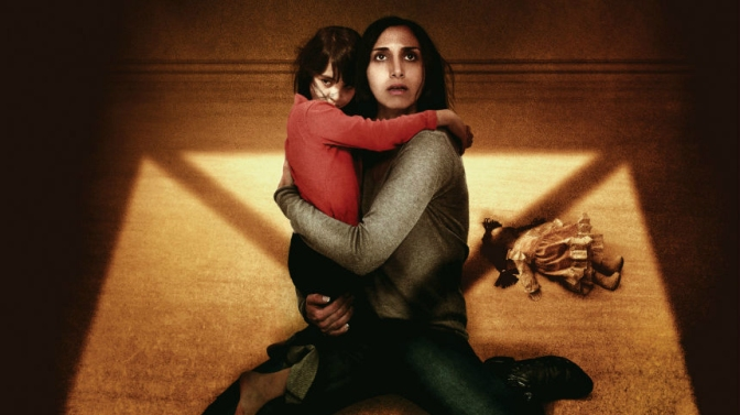 UNDER THE SHADOW (2016) – A REVIEW BY RYAN MARSHALL