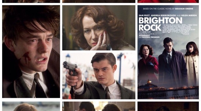 Brighton Rock: A Review by Nate Hill