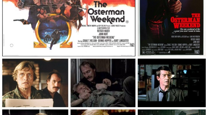 Sam Peckinpah's The Osterman Weekend