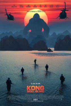 Review of KONG: SKULL ISLAND