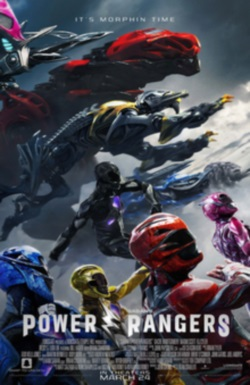 Review of POWER RANGERS