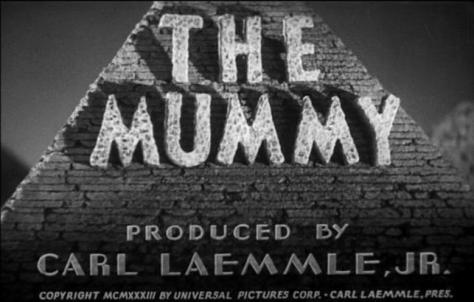 The Mummy 1932 update