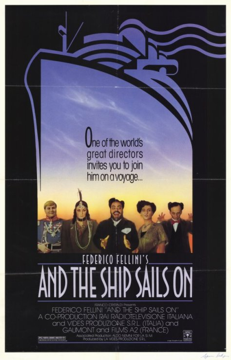 AndTheShipSailsOnPoster