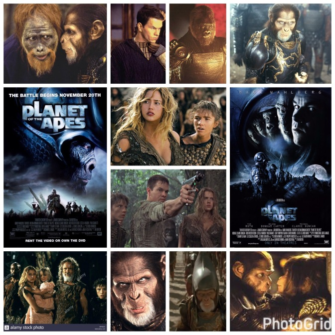 Tim Burton's Planet Of The Apes