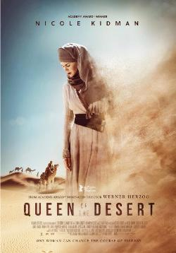 Review of QUEEN OF THE DESERT