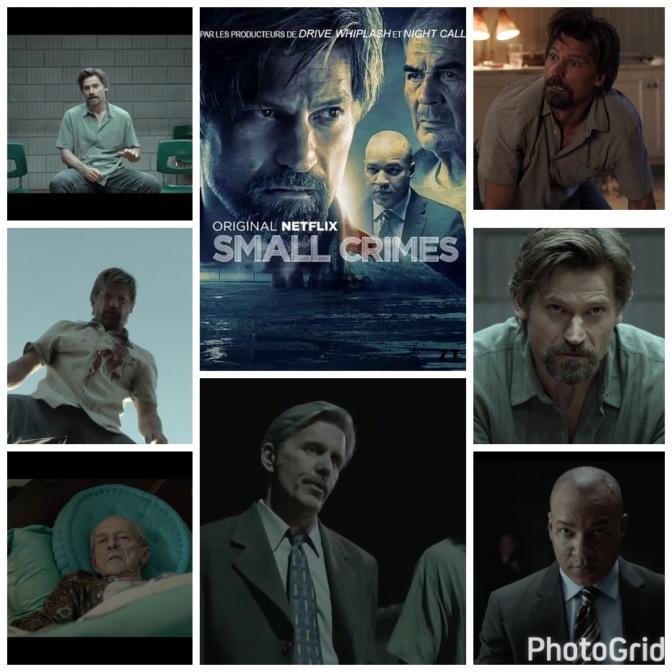 Netflix's Small Crimes