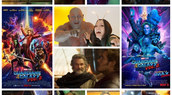 James Gunn's Guardians Of The Galaxy Volume 2