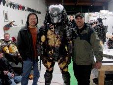 Batman Dead End Sandy Collora 2003 Behind the scenes (3)