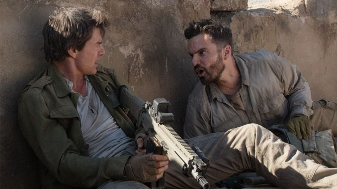 The Mummy review – Tom Cruise's latest brings life to Dark Universe – by Josh Hains