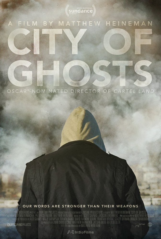Heineman's 'City of Ghosts' is an eye-opening experience